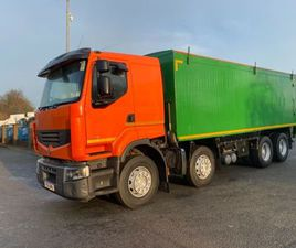 2011 RENAULT PREMIUM 8X4 BULK BLOWER FOR SALE IN ARMAGH FOR €1 ON DONEDEAL