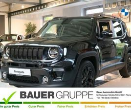 JEEP RENEGADE LIMITED FWD (EURO 6D-TEMP)