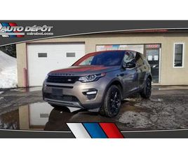 LAND ROVER DISCOVERY SPORT 2017 HSE, BLACK PACK, TOIT, CUIR, NAV, MAGS 1