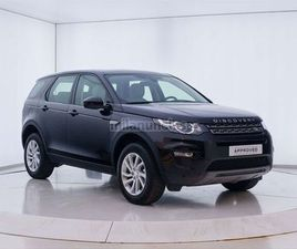 LAND-ROVER - DISCOVERY SPORT 2.0L TD4 110KW 150CV 4X4 SE