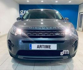 LAND-ROVER DISCOVERY SPORT 2.0L TD4 110KW 150CV 4X4 PURE