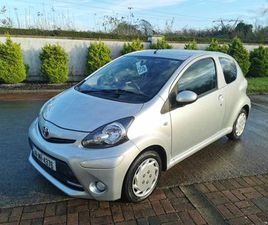TOYOTA AYGO, 2014 NCT 11/22 FOR SALE IN DUBLIN FOR €6,500 ON DONEDEAL