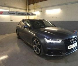AUDI A6 2.0 TDI 190PS ULTRA S LINE AVANT FOR SALE IN CLARE FOR €22,950 ON DONEDEAL