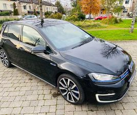 152 VOLKSWAGEN GOLF GTE PLUG IN HYBIRD FOR SALE IN DUBLIN FOR €14,950 ON DONEDEAL