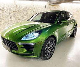 PORSCHE MACAN (2) 3.0 440 TURBO