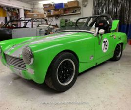 1969 AUSTIN HEALEY SPRITE RACE TRACK CAR