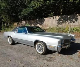 FOR SALE: 1970 CADILLAC ELDORADO IN KUTZTOWN, PENNSYLVANIA