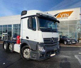 2014 MERCEDES-BENZ ACTROS 6X2 ADR TRACTOR UNIT FOR SALE IN MEATH FOR €24000 ON DONEDEAL