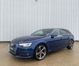 2016 AUDI A4 SPORT AVANT FOR SALE IN DONEGAL FOR €12,850 ON DONEDEAL