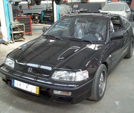 HONDA CRX 1991 16I-16V