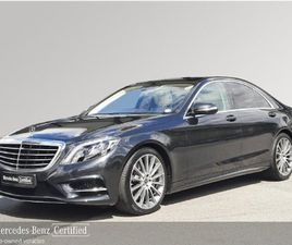 MERCEDES-BENZ S-CLASS 350D--AMG SPORT-- FOR SALE IN DUBLIN FOR €63,950 ON DONEDEAL