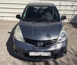 NISSAN NOTE 1.5 DCI 86CH VISIA