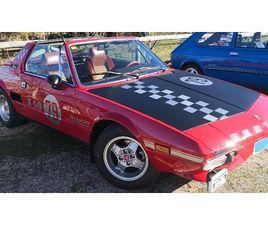 FIAT FIAT X1/9 BERTONE