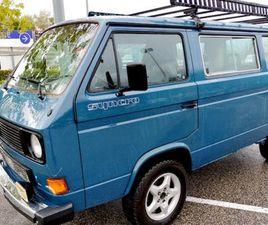 BUS VW T3 CAMPER SYNCRO DJ - 112 - SERVO - AIR CONDITIONING