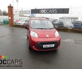 DRIVE FROM WHEELCHAIR - FIAT QUBO FOR SALE IN DUBLIN FOR €11,950 ON DONEDEAL