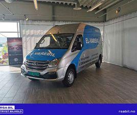 MAXUS EV80 LWB H3 MULTIMEDIA EDT.,2019,8000 KM,399000,-