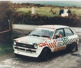REAR WHEEL DRIVE STARLET MODIFIED RALLY CAR FOR SALE IN DUBLIN FOR €9950 ON DONEDEAL