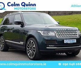 LAND ROVER RANGE ROVER RANGE ROVER 3.0 TDV6 VOGUE FOR SALE IN WESTMEATH FOR €79,995 ON DON
