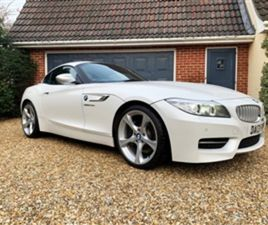 USED 2013 BMW Z4 Z4 SDRIVE35IS 340BHP DEPOSIT TAKEN CONVERTIBLE 72,000 MILES IN WHITE FOR