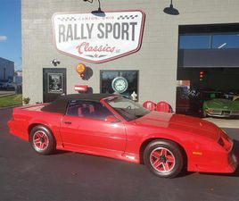 FOR SALE: 1991 CHEVROLET CAMARO RS IN CANTON, OHIO