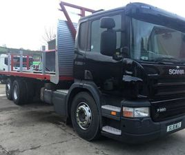 2011 P28 SCANIA FLAT FOR SALE IN ARMAGH FOR €1 ON DONEDEAL