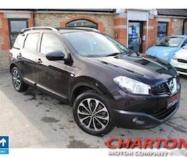 NISSAN QASHQAI +2 N-TEC 1.5 DCI FOR SALE IN DUBLIN FOR €9995 ON DONEDEAL
