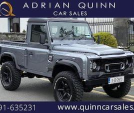 LAND ROVER DEFENDER 90 TDI PICK UP FOR SALE IN GALWAY FOR €28950 ON DONEDEAL