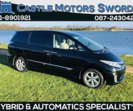 TOYOTA ESTIMA 2.4 HYBRID 7 SEATER LIKE NEW FOR SALE IN DUBLIN FOR €14750 ON DONEDEAL