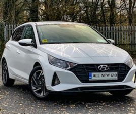 HYUNDAI I20 DELUXE LAUNCH - (VIDEO TOUR) FOR SALE IN KILDARE FOR €20390 ON DONEDEAL