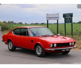 FIAT DINO COUPE 2400, 1970. LHD. 22,000 KM. 5 SPEED MANUAL DOG-LEG GEARBOX.