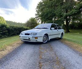 1986 FORD SIERRA RS COSWORTH 3 DOOR (LOW MILEAGE, OWNERS AND LOTS OF HISTORY)
