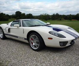 2005 - FORD GT (FIRST GENERATION) - DELIVERY MILES ONLY