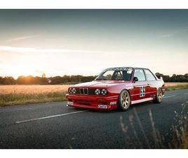 BMW E30 M3 GR.A - 2.5L FIA HTP