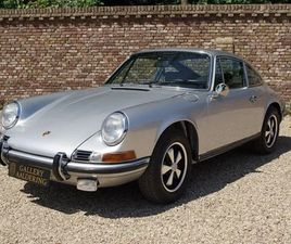 PORSCHE 911 2.2 S TOP RESTORED CONDITION, ONLY 1.430 MADE!