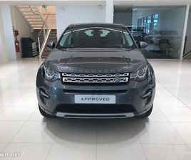 LAND-ROVER DISCOVERY SPORT 2.0 TD4 180CH AWD HSE L