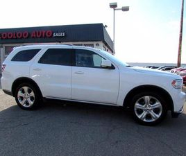 USED 2015 DODGE DURANGO LIMITED AWD NAVIGATION CAMERA DVD 7 PASS CERTIFIED