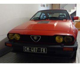 ALFA ROMEO GTV6 2L5