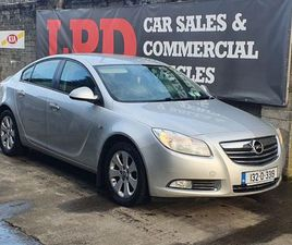 OPEL INSIGNIA, 2013 NCT 11/21 FOR SALE IN DUBLIN FOR €4,450 ON DONEDEAL