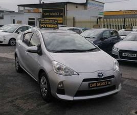 TOYOTA AQUA/ PRUIS COMPACT, 2015 FOR SALE IN DUBLIN FOR €8,995 ON DONEDEAL