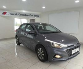 HYUNDAI I20 SE 1.0 T-GDI 100PS AUTO FOR SALE IN CLARE FOR €13,950 ON DONEDEAL