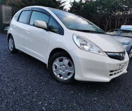 HONDA FIT, 2011 WITH NAVIGATION FOR SALE IN DUBLIN FOR €6799 ON DONEDEAL