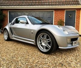 USED 2006 SMART ROADSTER AUTO BRABUS EXCLUSIVE PACK ROADSTER CONVERTIBLE 15,600 MILES IN S
