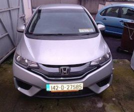 HONDA FIT 142 HYBRID AUTO EXCELLENT CONDITION FOR SALE IN DUBLIN FOR €7800 ON DONEDEAL