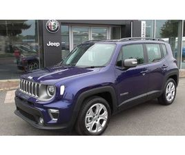 JEEP RENEGADE 1.0 T3 120HP LIMITED 5DR