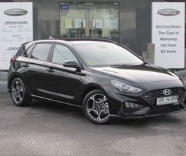 HYUNDAI I30 N-LINE 1.0 PETROL 120BHP WITH 5 YEARS FOR SALE IN OFFALY FOR €27,950 ON DONEDE