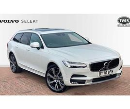 VOLVO V90CC D4 AWD CROSS COUNTRY PLUS AUTOMATIC (XENIUM PACK, INTELLISAFE PRO) 2.0 5DR