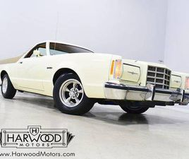 1977 FORD RANCHERO PICKUP