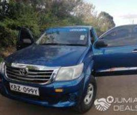 TOYOTA HILUX 2004 FOR SALE IN WUNDANYI