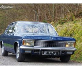 OPEL ADMIRAL 2800 S - 1970