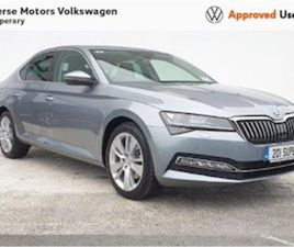 SKODA SUPERB SE L TDI 190 DSG SCR AUTO DIGITAL D FOR SALE IN TIPPERARY FOR €37950 ON DONED